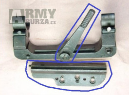 Koupím díly montáže ZF39 a ZF41