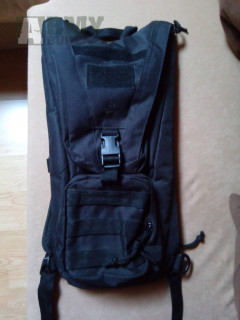 Hydratační batoh Pentagon Camel bag 2.0 černý