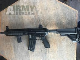 HK416 od SpecnaArms, elektrika, kov