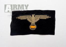 Originál orlice na uniformu Waffen-SS