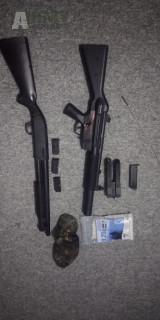 MP5+brokovnice