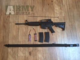 Elektrická zbraň M4
