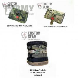 KOUPÍM - Fénix, Custom Gear, TacticalPro, WAS