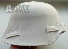 Potah na přilbu Wehrmacht bílý zimní kamufláž