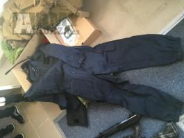 Policejní kombinéza Blažek