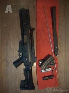G36K s M4 adaptérem