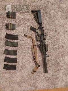 Zbraň M4