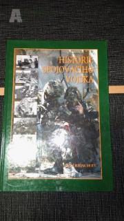Kniha Historie spojovacího vojska