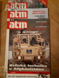 Časopisy ATM