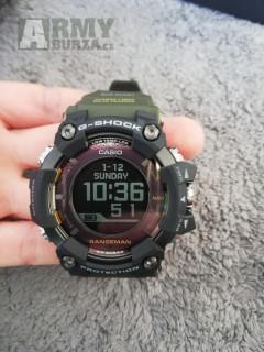 Casio G-Shock Rangeman GPR-B1000-1BER