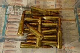 Náboje do pušky Kropáček, Kropatschek 8x60R
