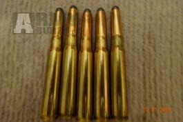 Náboj 8x57 J do pušky GEW 88