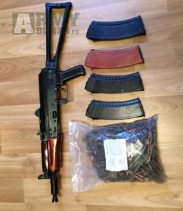 AK 74SU