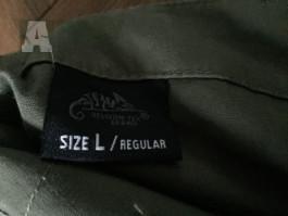 Bojové kalhoty Helikon-tex CPU – Olive