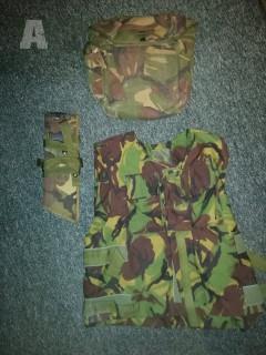 dpm cover combat body armour MK1 - 190/120