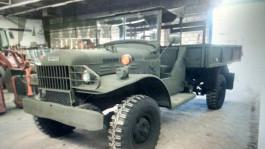 Dodge M 601 Power Wagon