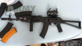 Airsoft AK-74 Cyma