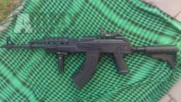 Airsoft AK-74 tactical