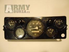Palubni deska GAZ 63, Gaz 51.