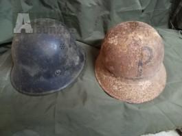 Staré helmy, přilby