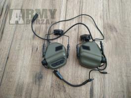 EArmor M32 sluchátka