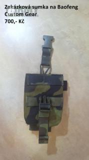Zakázková sumka na Baofeng, Custom Gear, vz.95