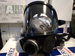 FERNEZ maska plynová panoramatická. Nová + filtr