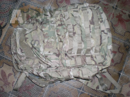Multicam US Army batoh střední s rámem MOLLE II Medium