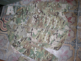 US Army multicam MC GEN 3 L4 a L5 Wind jacket a Cold weather Softshell