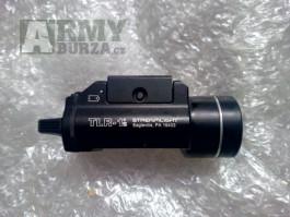 Streamlight TLR1-s + kidex puzdro Glock 19/17