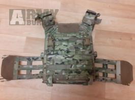 Nosič plátů Warrior Recon Plate Carrier Multicam