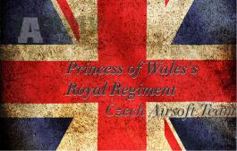 Nábor do britské airsoftové jednotky PWRR