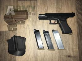 Glock 17 - Blowback WE