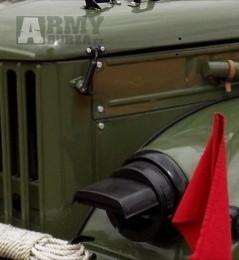 Gaz 69 - bojové clony st. typ