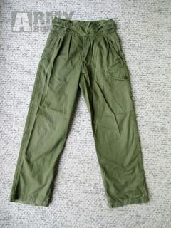 Drill Trousers OG, patt. 1950 (025)