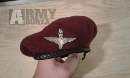 Maroon Beret - the British Parachute Regiment (K)