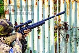 Prodám AS pušku Cyma CM.702, M24, Military version 175m/s