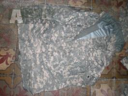 ACU UCP Goretex gore-tex bunda LL parka cod weather US army