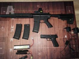 Zbraně na Airsoft