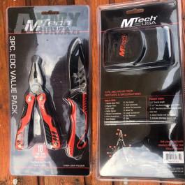 Mtech 3pc. EDC value pack
