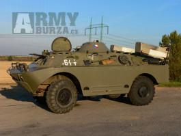 Výbava a díly BRDM 2