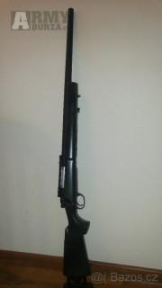 Odstřelovací puška M24 Snow Wolf