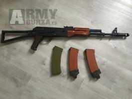 AK 74 E&L forecore