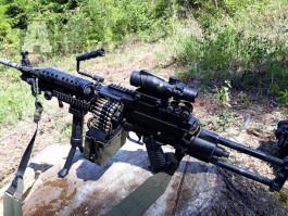 M249 para full-upgrade