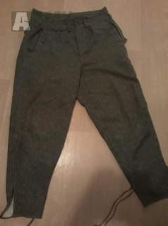 Kalhoty vz.60 2c