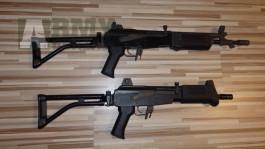 Prodám King Arms Galil MAR + Galil SAR + Zásobníky