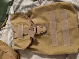 Eagle Industries charge pouch khaki