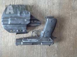 pistole + puzdro