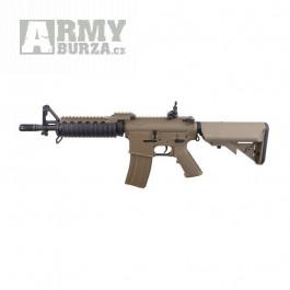 M4 RAS II CQB - celokov CM005 - TAN