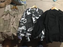 taktické oblečení